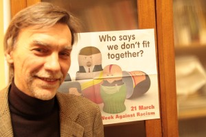 DELRIO per European Action Week Against Racism