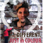 """Diversity, Just in Colour"" by Alazar, Giorgia, Chiara, Bryan (Genoa, Italy)"